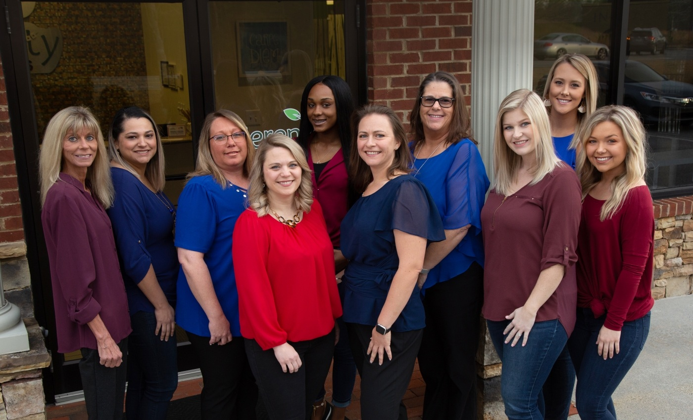 The Village Pediatric Dentistry team
